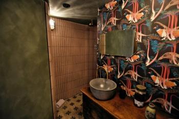'Clarke' En Suite with walk in shower