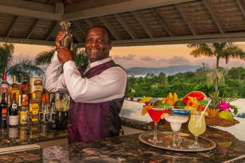 Bartender David