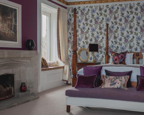 Double room-Ensuite with Bath-The Four Poster  - Base Rate