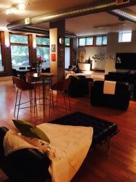 2 Bedroom First Floor Suite