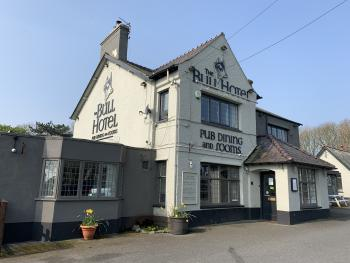 The Bull Hotel - Main Building