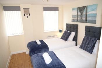 QF1 - Twin bedroom