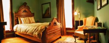 Double room-Shared Bathroom-Standard-Single Full Bed