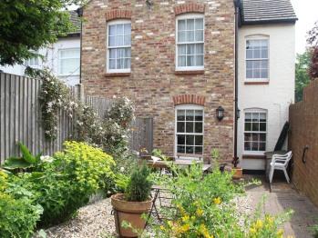 Garden of Old Post Cottage