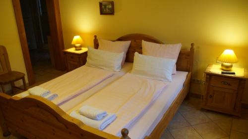 Doppelbett oder zwei Einzelbetten-Eigenes Badezimmer - Basistarif