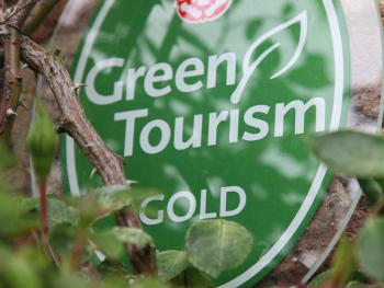 Green Cottages Awarded Gold in the Green Tourism in Business Scheme (GTBS)