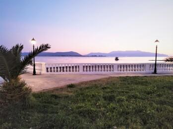 Hafenpromenade Preveza