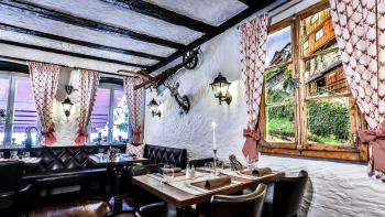 Restaurant Laterne vorderer Bereich
