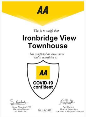 2020 AA - Covid-19 Awareness award
