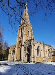 Gaddesby Village Church