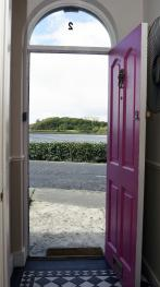 Every morning we open the door to Clew Bay!