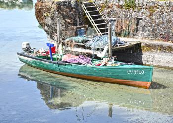 les pêcheurs du Léman