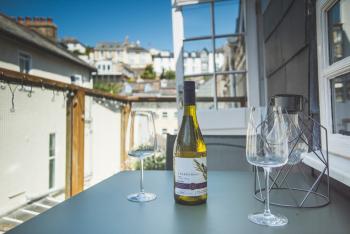 Top Storey - Balcony