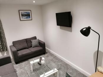Jesmond Suite - Lounge Area