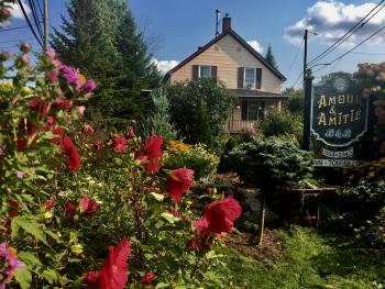 jardin Gîte Amour et Amité