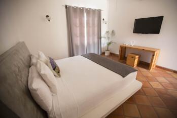 Habitacion Doble-Baño en la habitacion-Estándar-Deluxe King