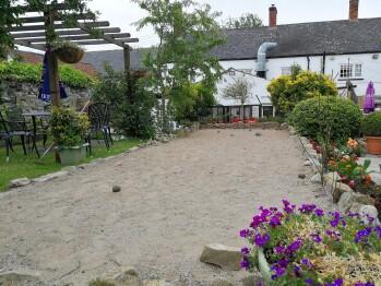 Our beautiful boule area