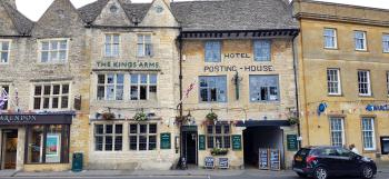 The Kings Arms - Pub