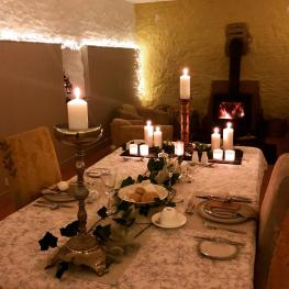 The Stables Private Dining Experience