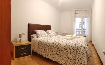 Apartamento Naval - Dormitorio entrada