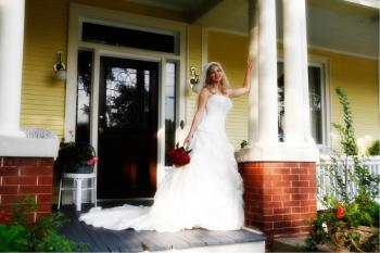 Cobb Lane BB Beautiful bride