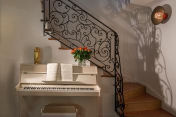 Bastide les 3 Portes Sonate au piano