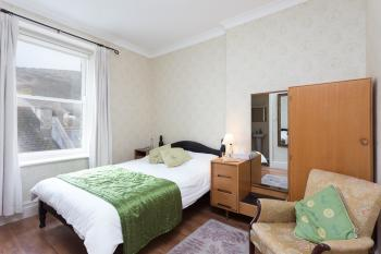 Double room-Ensuite with Shower-Standard-Street View-Room 4 - Base Rate