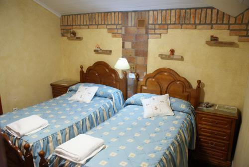 Habitacion Doble - 1 o 2 camas