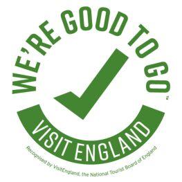 Visit England Covid Confident Award July 2020