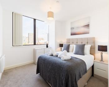 KCS Luxury Apartment - Broad Street Birmingham -