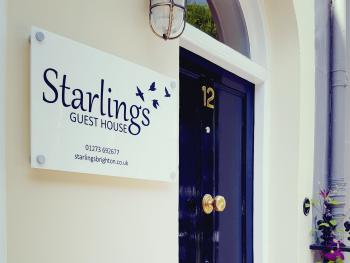 Starlings Guest House - Welcome to Starlings Guest House