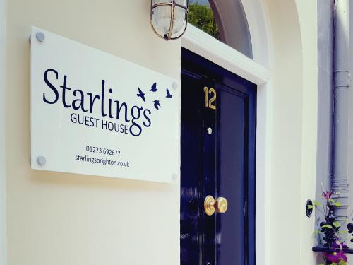 Welcome to Starlings Gust House
