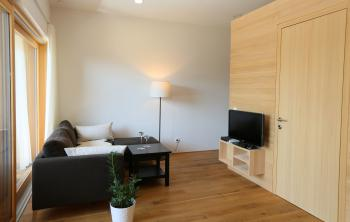 Apartment-Eigenes Badezimmer-Balkon