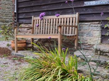 Saddlestones cottage steps