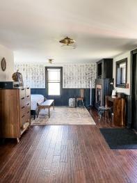 Raven Cabin Bedroom