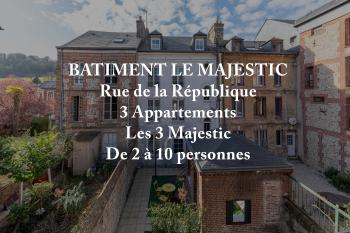 Location de Maje Majestic -