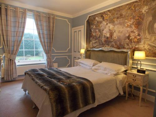 The St Lawrence Room-Deluxe-Double room-Ensuite-Garden View - Flexible Room Only Rate