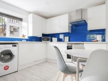 Kitchen Apartment 1