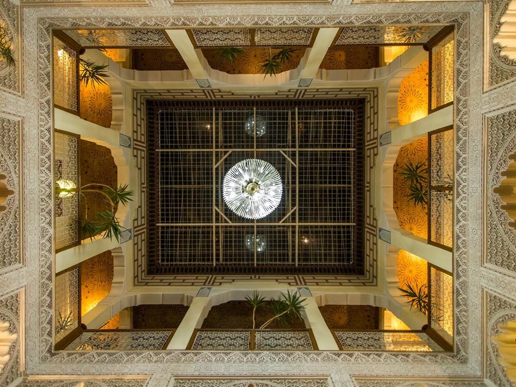 Prix D Un Sauna palais d'hôtes suites & spa fes, fes | accueil