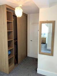Penthouse Self-catering Apartment Built in Wardrobe