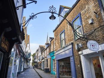 Independent Shops in Frome