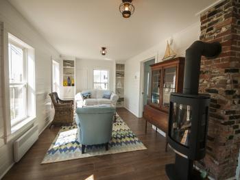 Auberge Thon Jaune - Living room