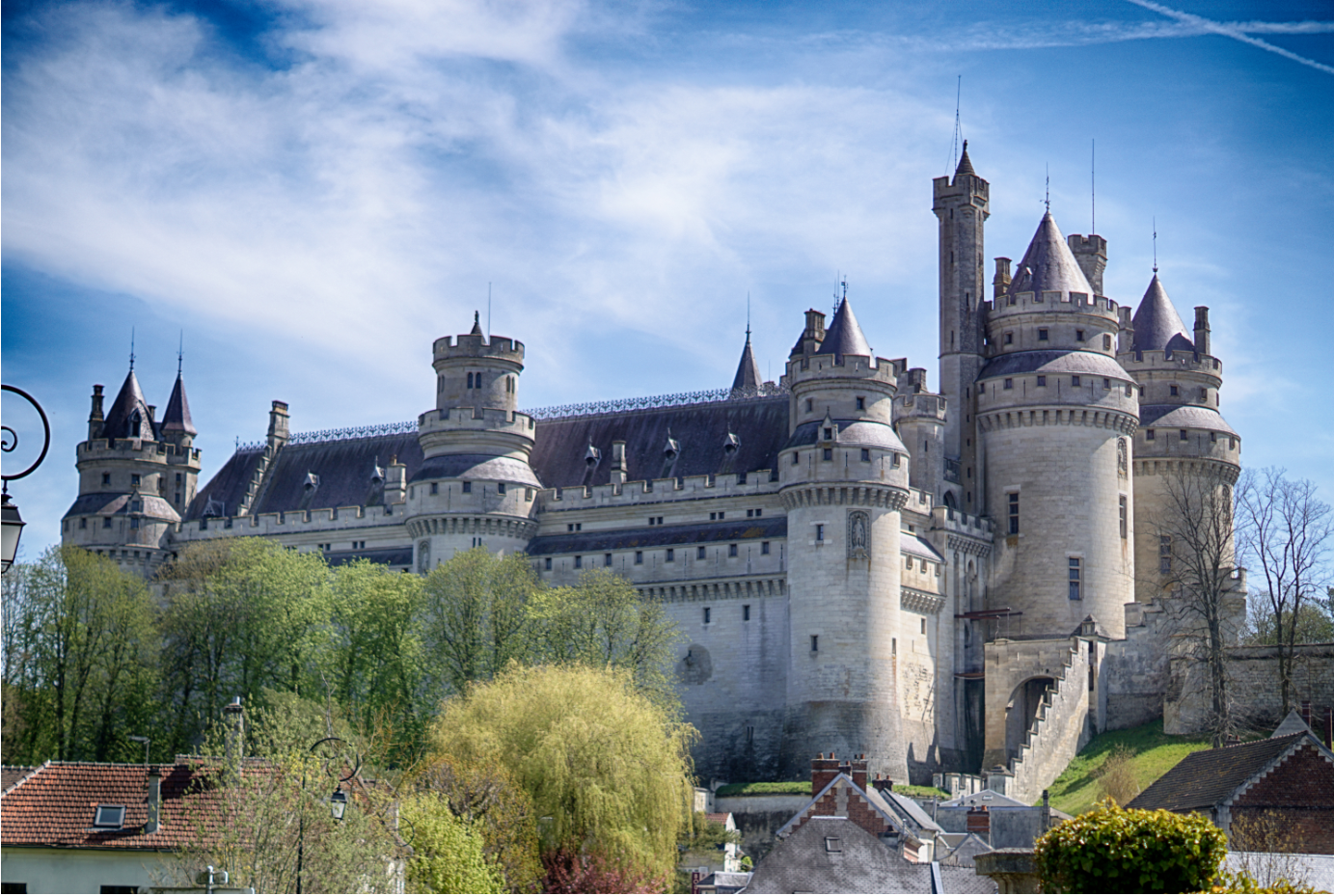 Pierrefonds et son Chateau