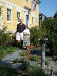 John & Cathy Millar, your hosts