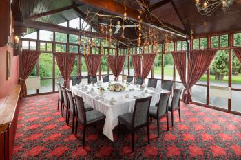 The Conservatory - Meeting Room or Private Dining/ Small Parties