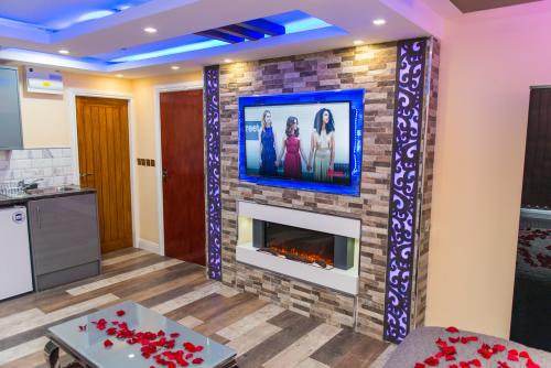 Apartment-Executive-Ensuite with Jet bath - Base Rate