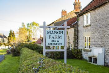 Manor Farm Bed and Breakfast - Manor Farm B&B