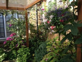 Priory Summer  Garden