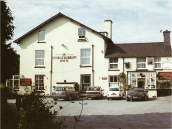 George Borrow Hotel - Hotel exterior view