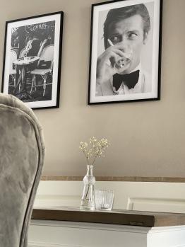 Lobby ausgestattet mit Riviera Maison